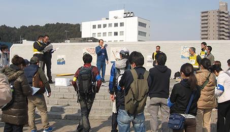 平成23年4月   東日本大震災支援活動(2)